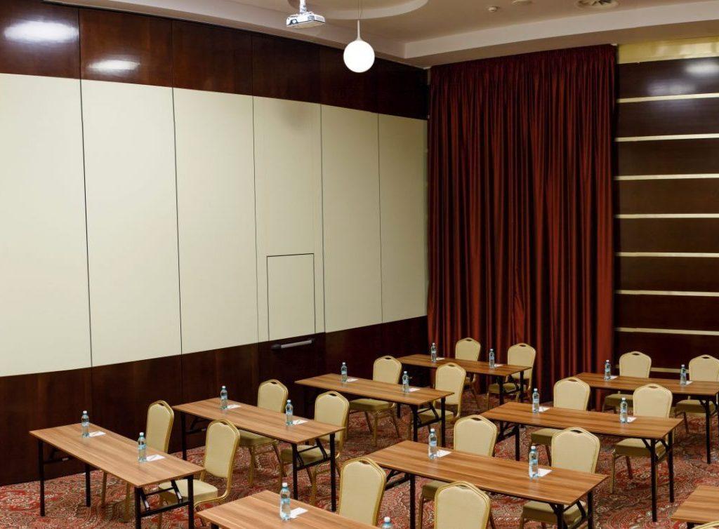 Hotel International - Auditorium