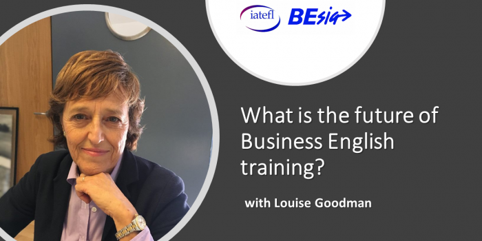 What Is The Future Of Business English Training? With Louise Goodman