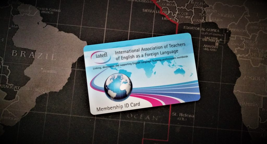 IATEFL ID Card