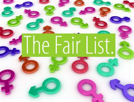 The Fair List 3