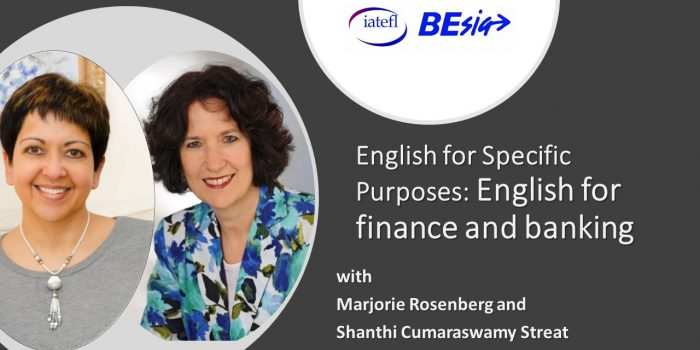English For Specific Purposes: English For Finance And Banking
