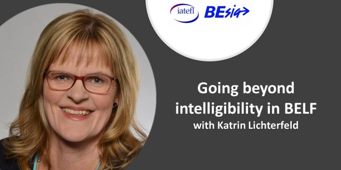 Going Beyond Intelligibility In BELF With Katrin Lichterfeld