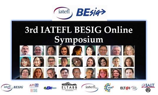 3rd IATEFL BESIG Online Symposium