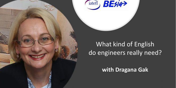 What Kind Of English Do Engineers Really Need? With Dragana Gak