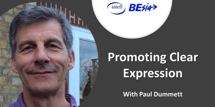 Promoting Clear Expression With Paul Dummett