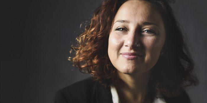 MEET A MEMBER – Sabrina Lucidi