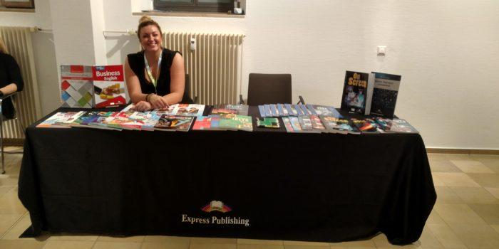 MEET A SPONSOR – Express Publishing