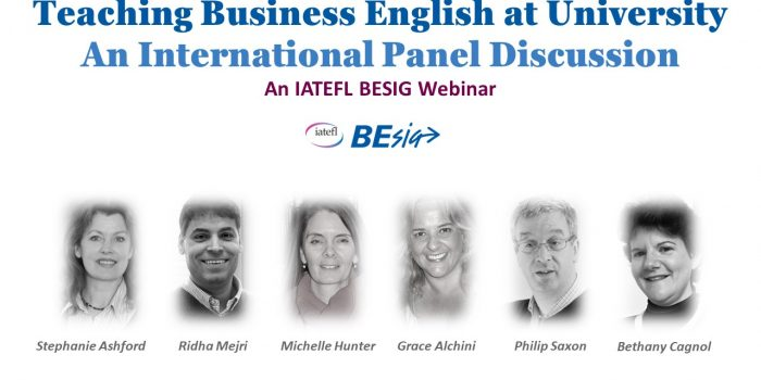 Teaching Business English At University – An International Panel Discussion