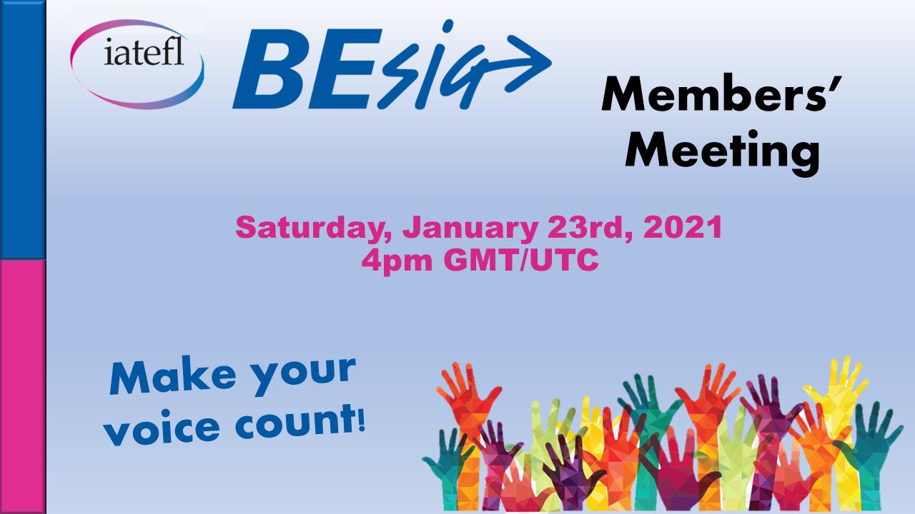 BESIG Members Meeting 2021 – 1