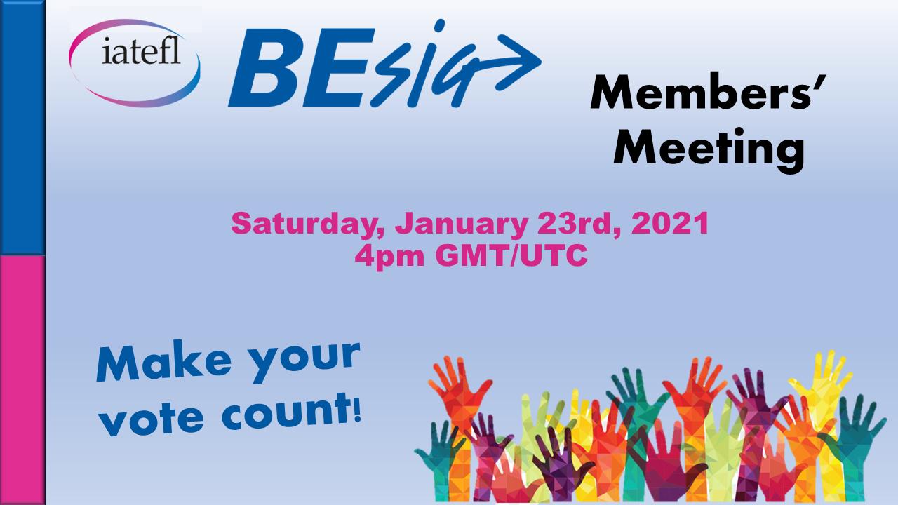 BESIG Members Meeting 2021 – 2