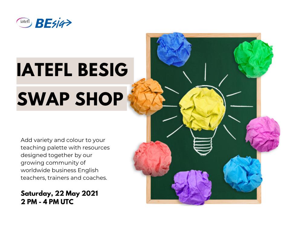 besig swap shop 22 May