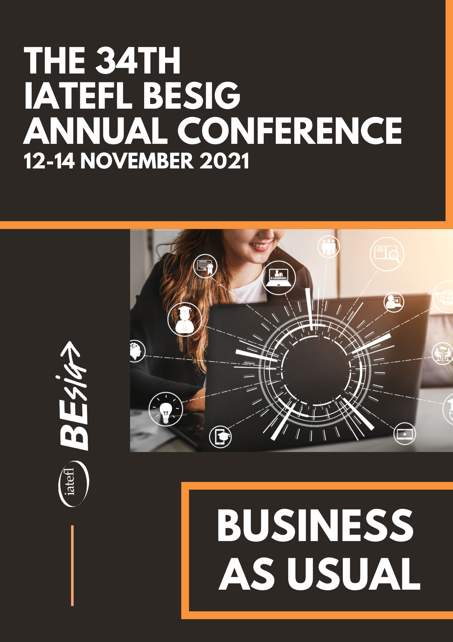 Poster for the 34th annual conference