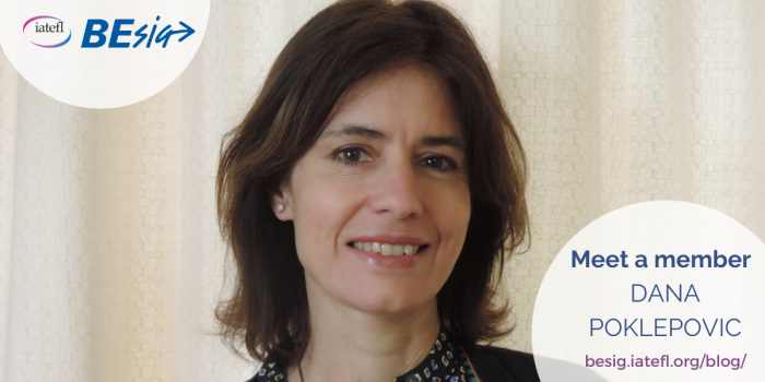 Meet A Member Interview – Dana Poklepovic